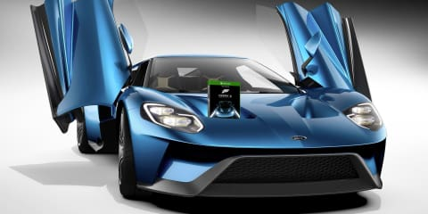 Ford GT to deliver 470kW, 731Nm… according to Forza Motorsport 6 game