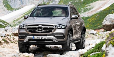 2019 Mercedes-Benz GLE revealed
