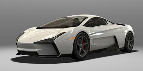 Mostro Di-Potenza SF22 Lamborghini Indomable to go into production
