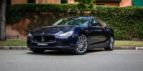 2017 Maserati Ghibli review
