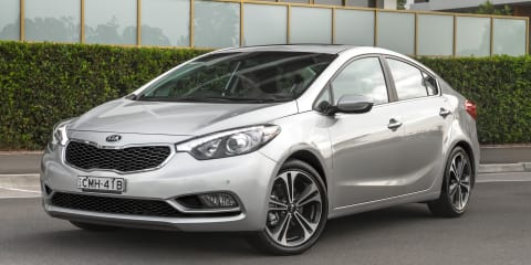 "Kia Cerato sales levels ""not acceptable"", says COO"