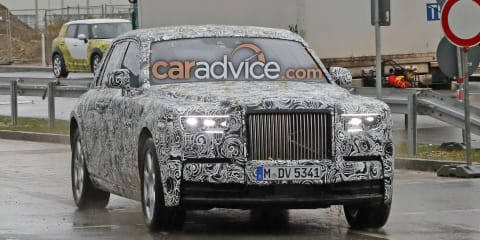 2018 Rolls-Royce Phantom: New details revealed