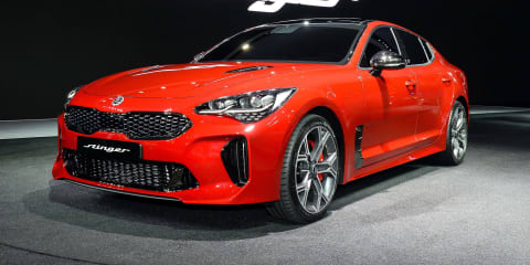Kia Stinger: Australian equipment details revealed in leaked bulletin