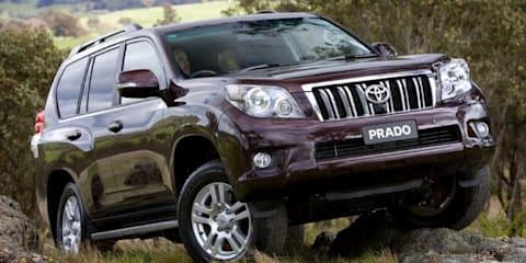 2010 Toyota LandCruiser Prado sales going strong