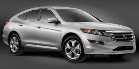 2010 Honda Accord Crosstour - first pics