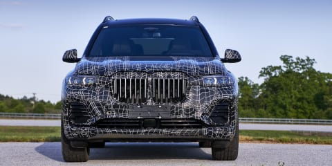 BMW X7 a 'natural halo' for Australia