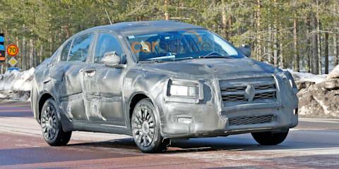 New Fiat sedan spied, likely heading to developed world markets