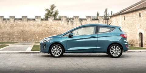 Ford Fiesta: Core range axed in Australia