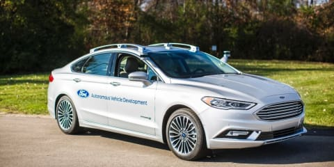 Ford invests $1.3 billion in self-driving AI technology company