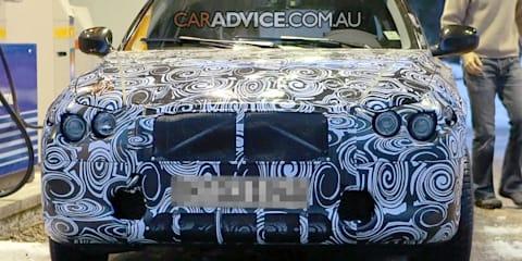 2011 BMW 1-Series spied