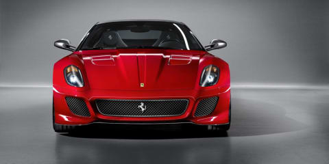 Video: Ferrari 599 GTO Best Engine Sound Ever