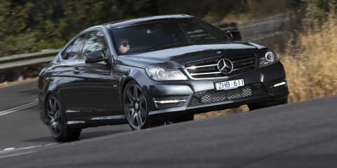 Mercedes-Benz C250 Coupe Sport Review