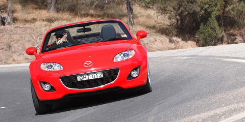 Mazda goes hybrid