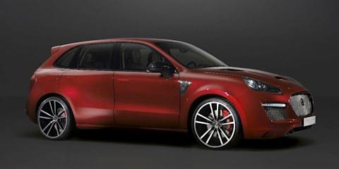 Eterniti Artemis: Porsche-based super SUV targets Lamborghini