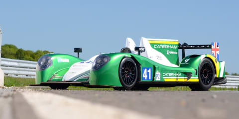 Caterham to make Le Mans debut