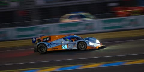 24 Hours of Le Mans 2012 Gallery
