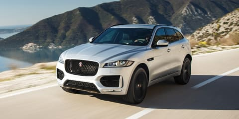 Jaguar F-Pace SVR benchmarked with Macan, RS6, Stelvio