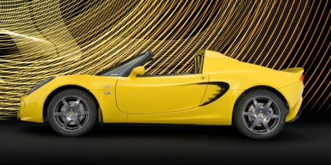 2010 Lotus Elise Club Racer launched in Australia