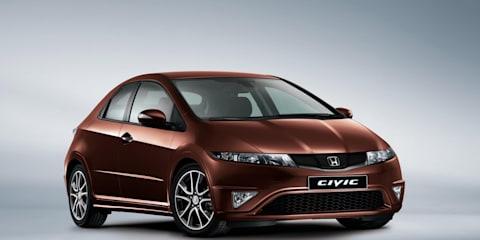 2011 Honda Civic released in UK