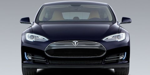 Tesla outselling Porsche, Jaguar in California