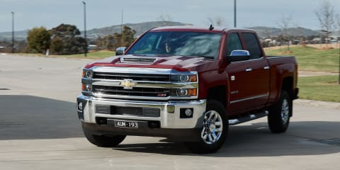 2018 Chevrolet Silverado 2500HD recalled