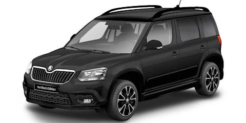 Skoda adds Black Edition models to UK range