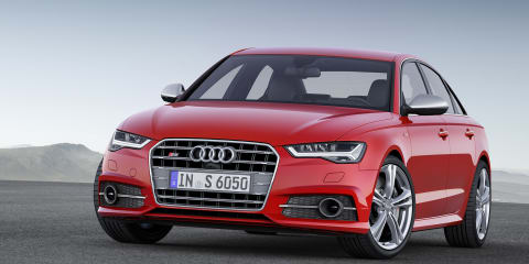 Audi A6 updated with revised engines, styling tweaks