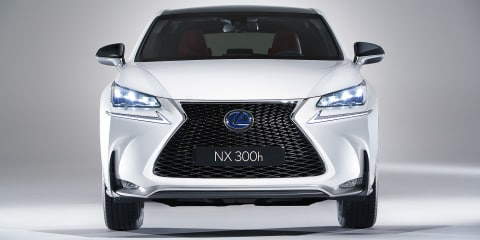 Lexus : Bold design lifting brand recognition, lowering buyer age