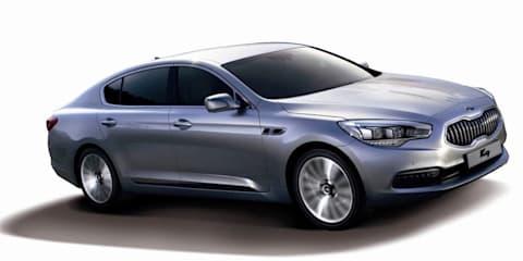 Kia K9: flagship RWD sedan launched