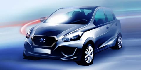 Datsun sketches released, brand relaunch announced