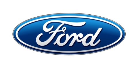 Ford Australia announces $267 million loss for 2013