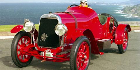 Alfa Romeo G1 touring Australia