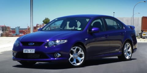 2009 FORD FALCON XR6T