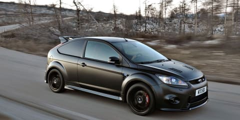 Ford Focus RS500 official details
