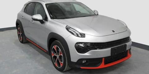 Lynk & Co 02 surfaces online
