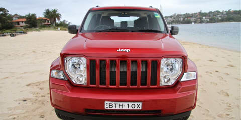 2012 Jeep Cherokee Review
