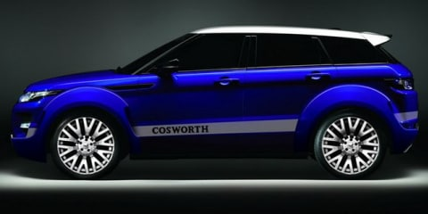 Range Rover Evoque by Kahn Cosworth