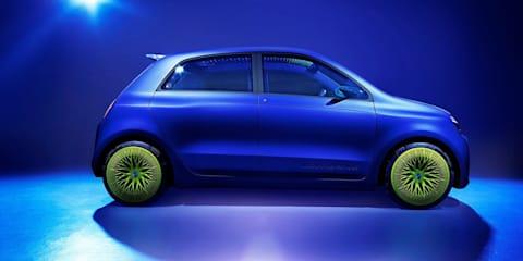 Renault Twin'Z Concept previews next generation Twingo