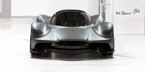 Aston Martin Valkyrie: AM-RB 001 gets a new name in Geneva