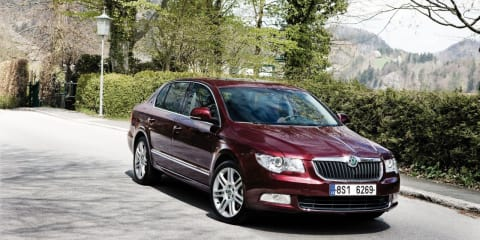 Skoda Superb Wins Best Diesel Award in the UK