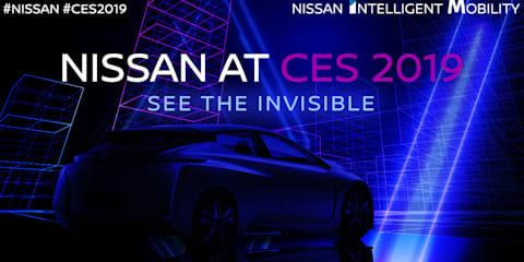 Nissan Leaf long-range set for CES launch