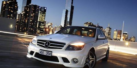 Mercedes-Benz C 63 AMG unleashed