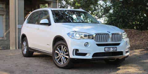 2014 BMW X5 sDrive 25d Review