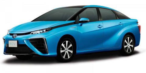 Japan to offer $20k subsidy on hydrogen fuel-cell vehicles