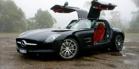 Mercedes-Benz SLS AMG Review: Sydney to Brisbane road trip