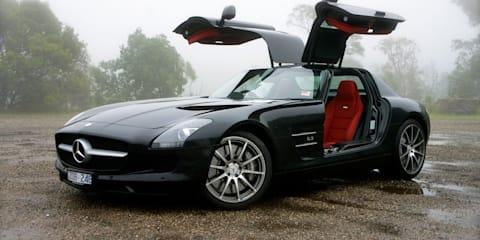 Mercedes-Benz SLS AMG Review: Sydney to Brisbane road trip