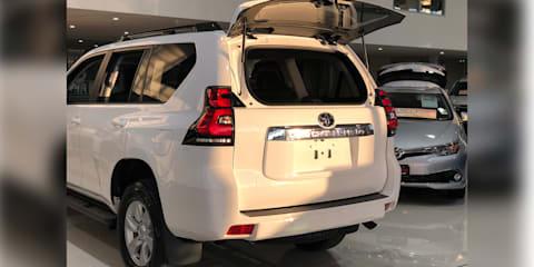 Toyota Prado VX, GXL, Kakadu gain new, no-cost tailgate option