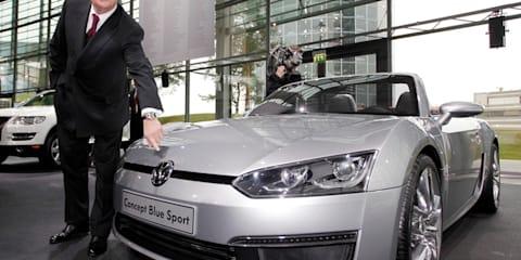 More Porsches, Suzuki tie-up; says VW boss