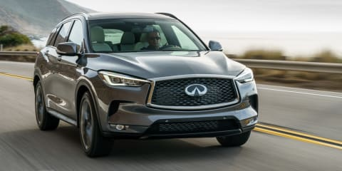 Infiniti QX50 delayed again