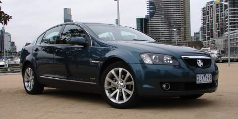 2009 Holden Calais V-Series Review